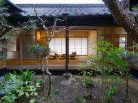リノベうらく 豊田松平の平屋 中庭