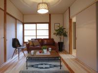 リノべうらく 豊田松平の平屋 洋室