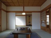 リノべうらく 豊田松平の平屋 和室