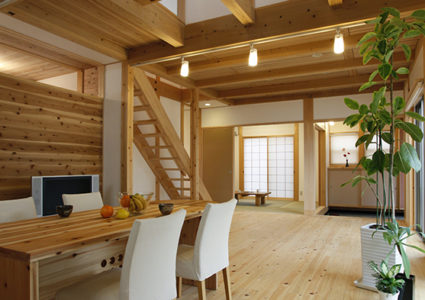 北名古屋モデルハウス